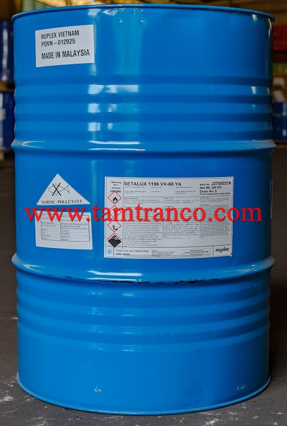 Tam Trần Company - Sản phẩm & Dịch vụ » ALLNEX (NUPLEX) - Hóa chất